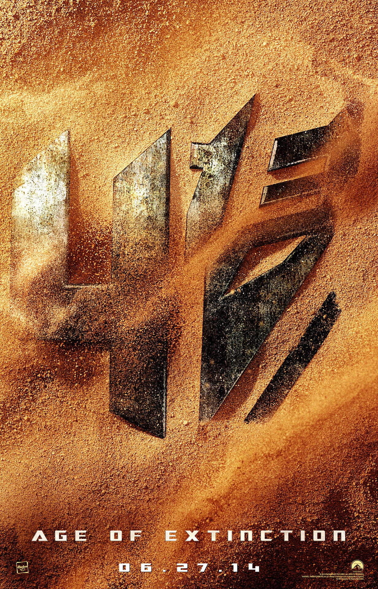 Age of extinction transformers