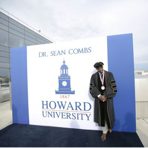 Diddy Commencement Speech
