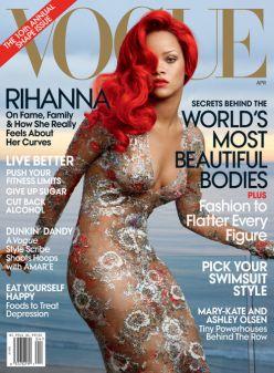 Rihanna-Vogue