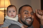 Kanye-West-and-North-West-photo