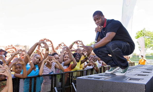 Kevin Hart Through The Years: From Philly To World Tours {Exclusive Photos}