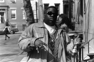 Biggie Smalls & A Bottle Of St. Ides