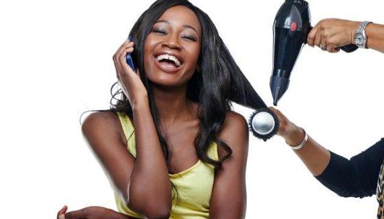 why black girls wear wigs