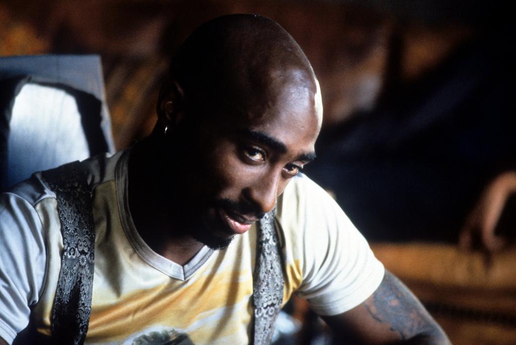 Tupac Shakur In 'Gridlock'd'