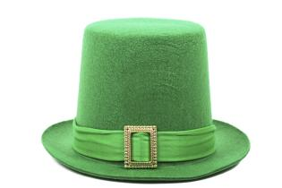 St Patrick's Day Top Hat