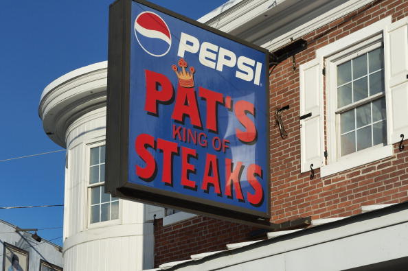 Pat's Steaks