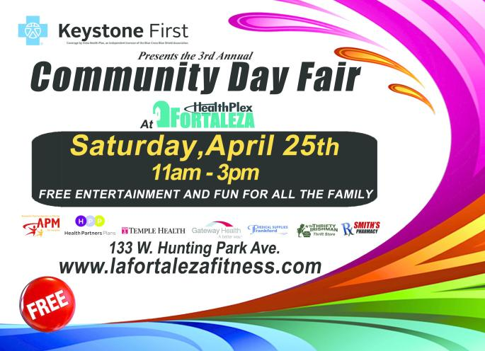 Community Day Fair