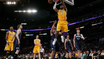 Utah Jazz v Los Angeles Lakers, Game 2