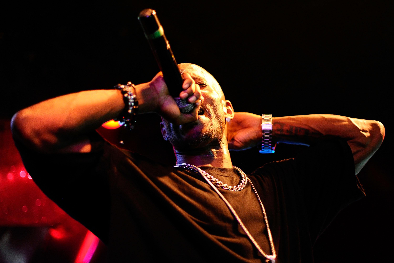 DMX In Concert - Long Beach, California