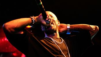 DMX In Concert - Long Beach, California