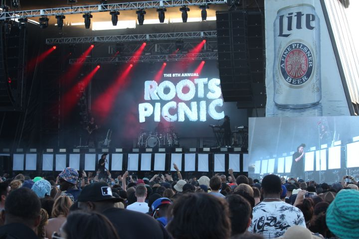 Roots Picnic 2015