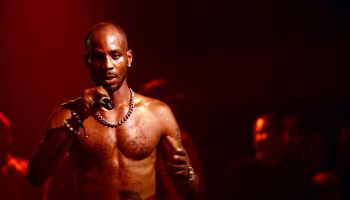 DMX Performs At Revolution