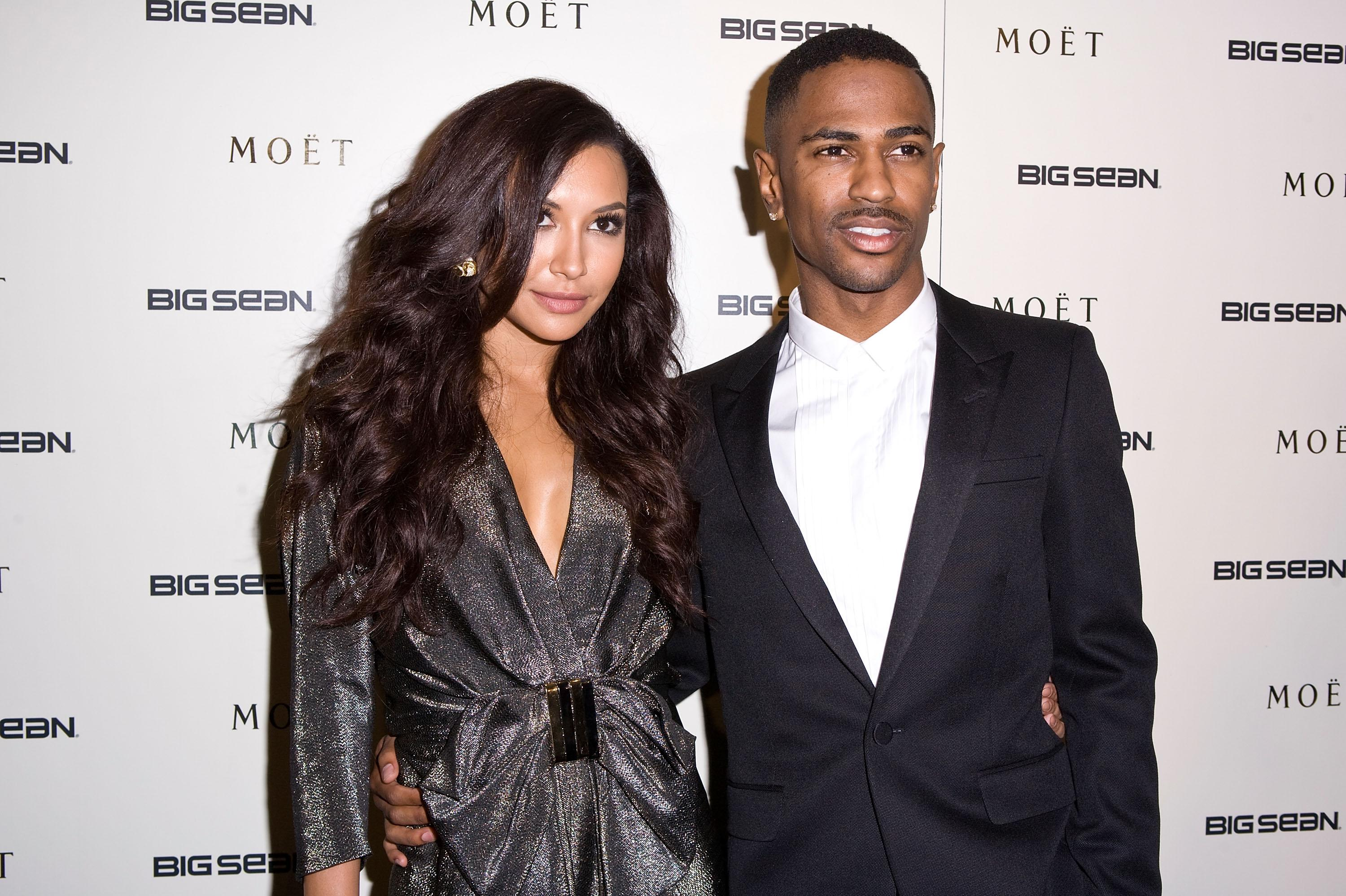 Moet & Chandon 2013 Rose Lounge Series Private Listening Party For Big Sean's New Album 'Hall Of Fame' - Arrivals