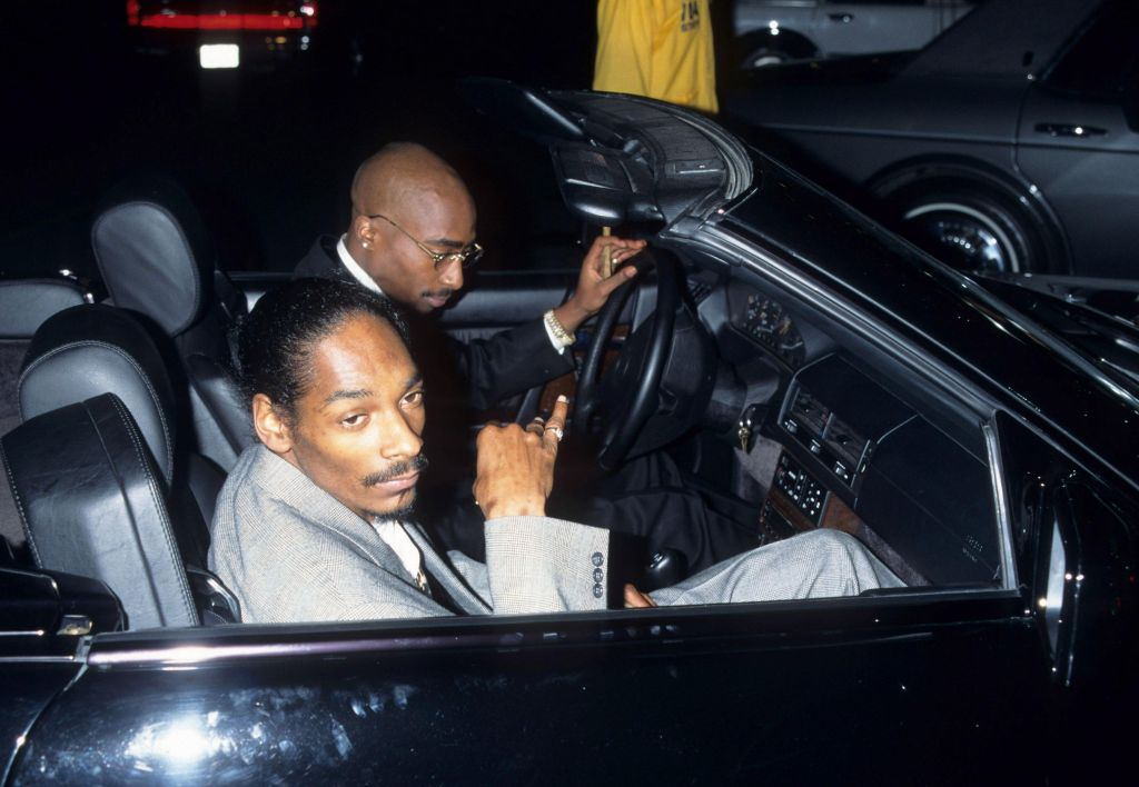 Throwback Interview Snoop Dogg And 2pac In 1996 2pac S