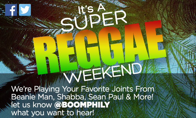 Reggae weekend