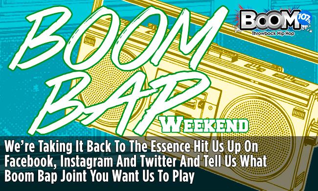 boom bap weekend
