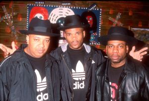 Run DMC with Fred Durst of Limp Bizkit