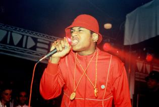 LL Cool J Hanover Nightclub Performance