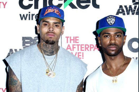 2015 BET Awards - Cricket Green Lounge