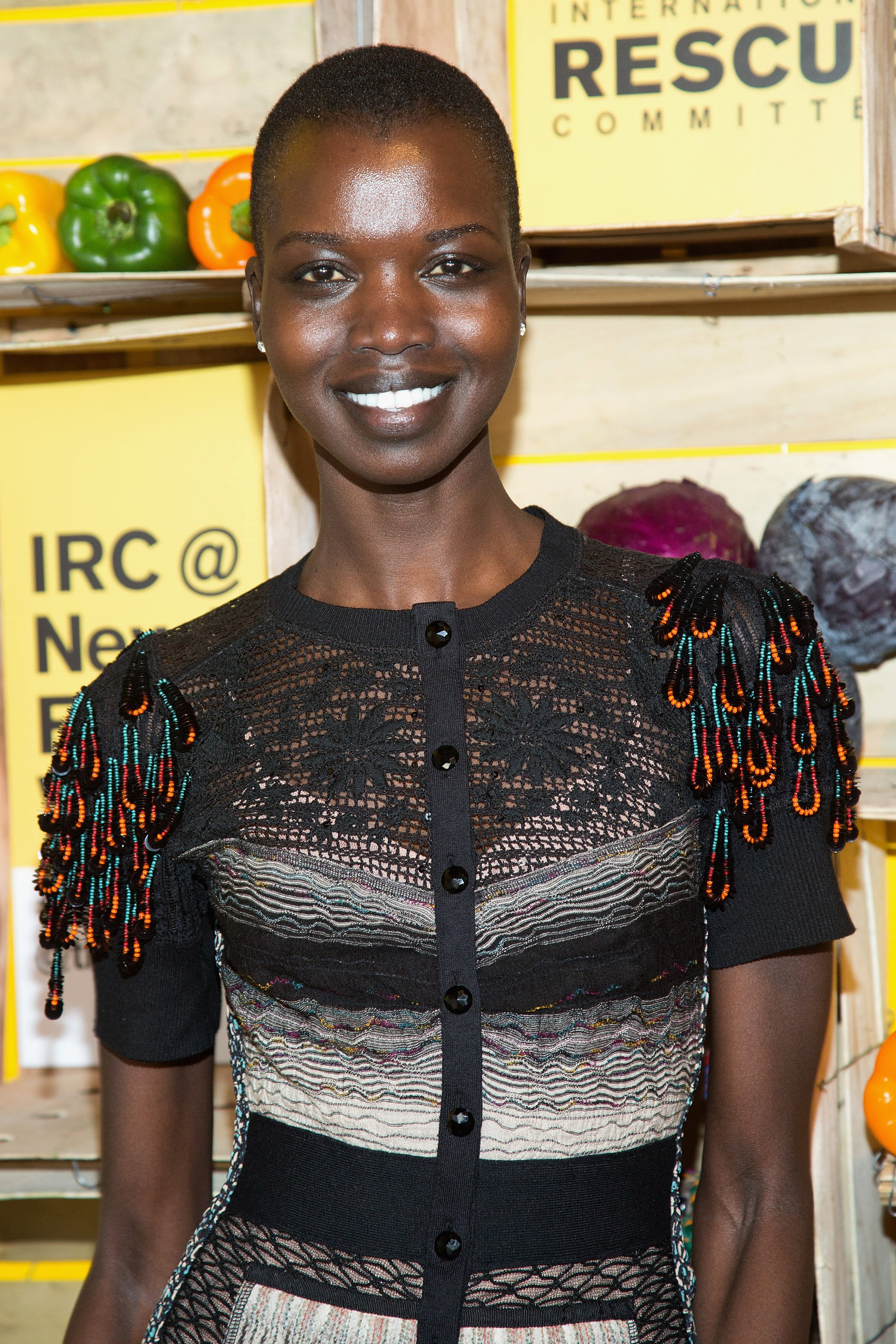 International Rescue Committee Hosts New York Fashion Week Pop-Up Featuring Chef Marco Canora's Bone Broth and Photo Exhibit from IRC Voice Nykhor Paul - Day 1