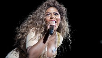 Lil' Kim 'Return Of The Queen' Concert