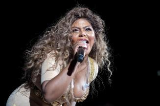 Lil' Kim 'Return Of The Queen' Concert
