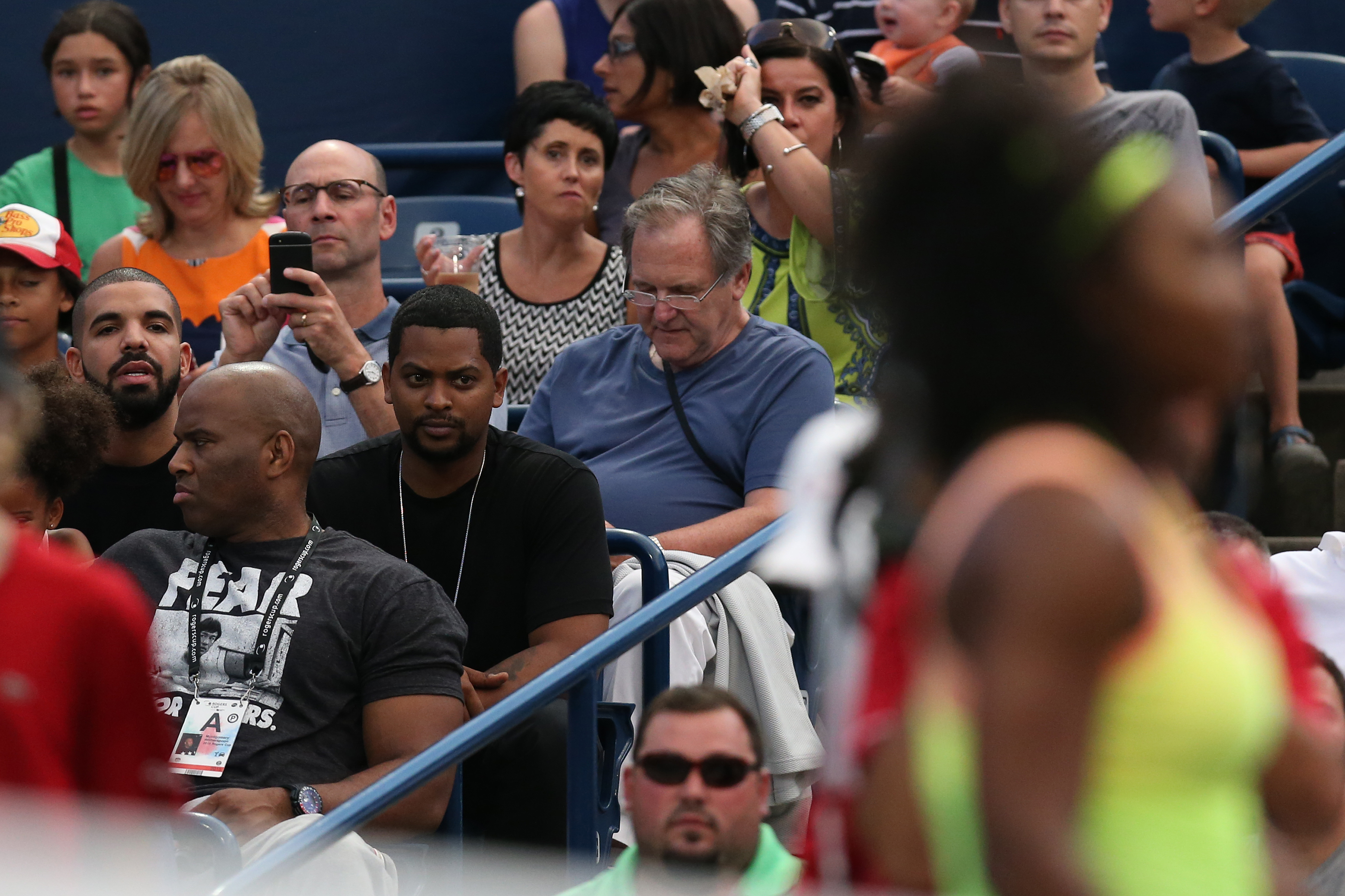 Serena Williams Vs Andrea Petkovic At Roger's Cup