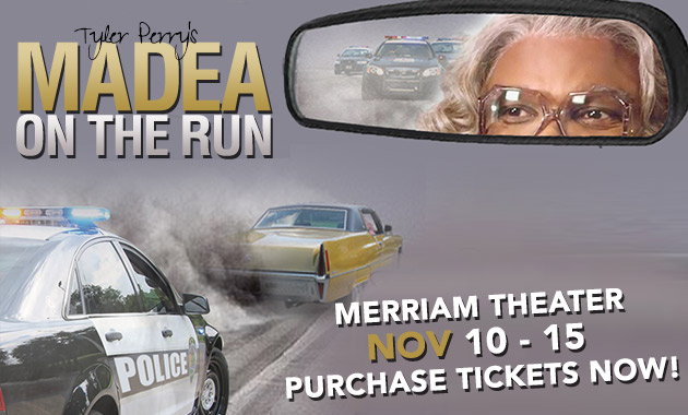 Madea On The Run Philly Show
