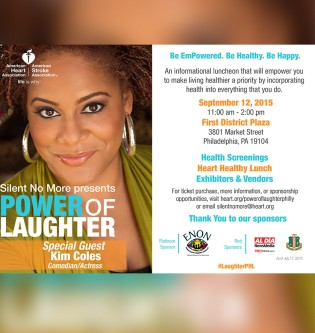 American Heart Association Power of Laughter