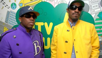 Outkast Visits MTV's 'TRL' - August 22, 2006