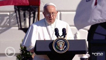 Pope Francis Addresses Climate Change And Injustice During His Remarks At The White House