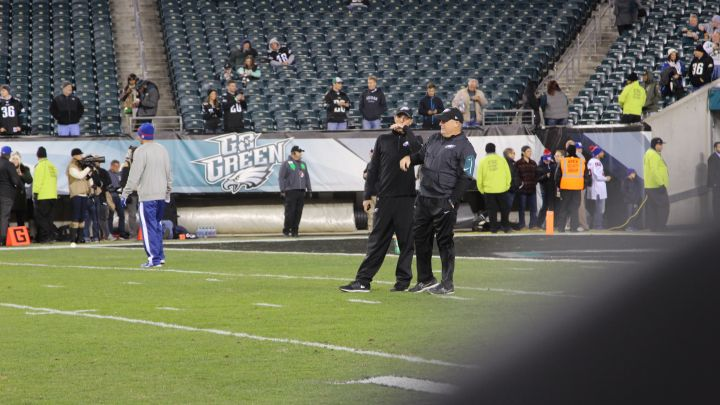 Eagles Vs Giants Game Pictures