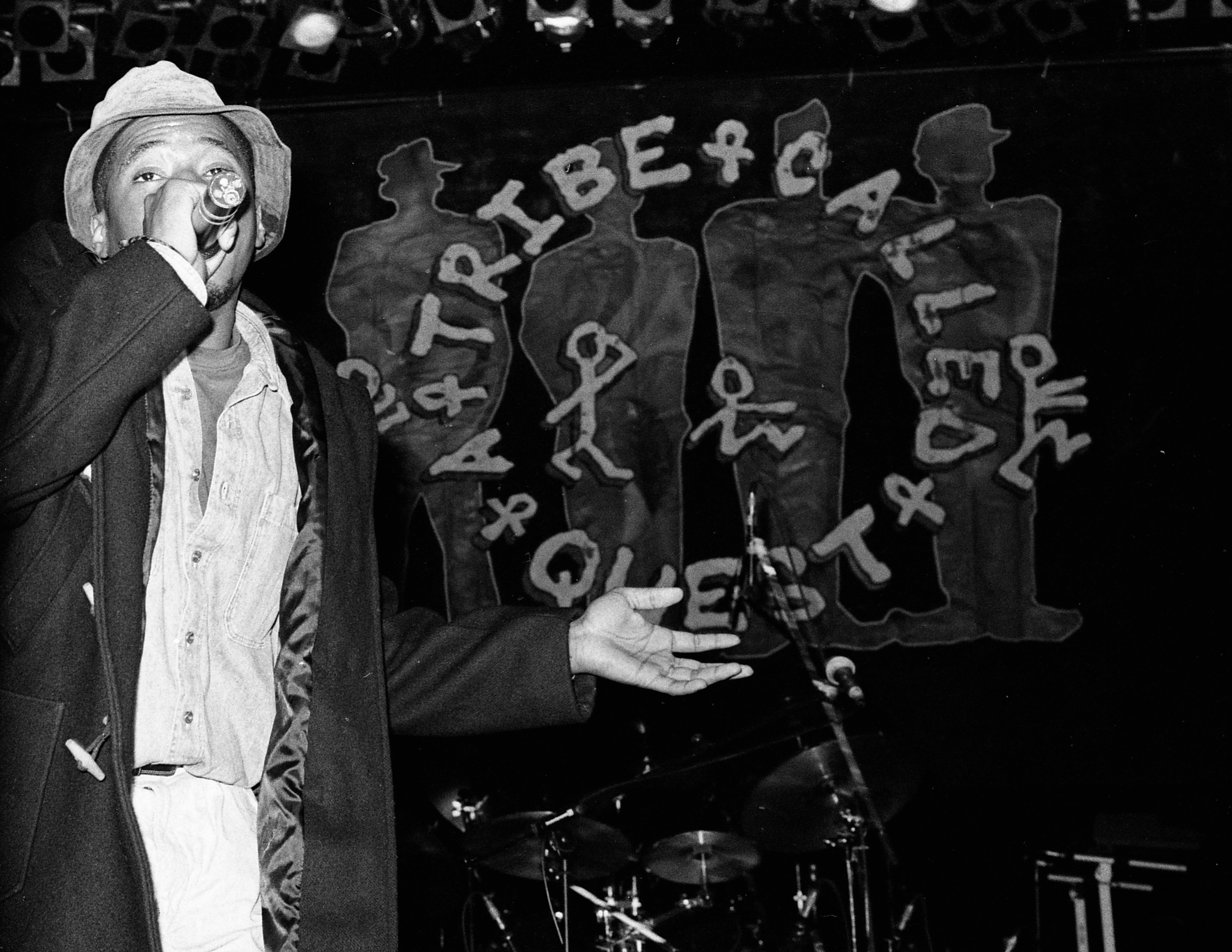 A Tribe Called Quest London 1990