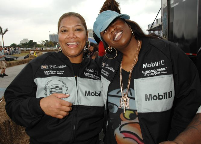 The 5th Annual Cadillac Super Bowl Grand Prix