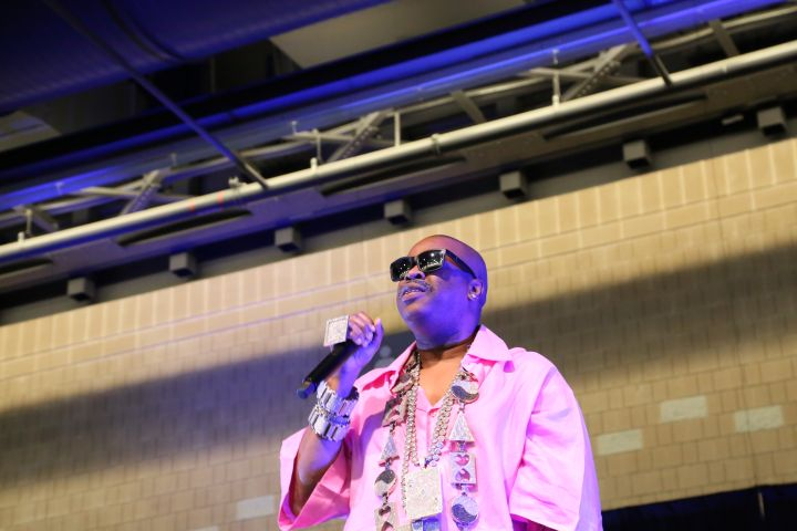Lyricist Lounge: Slick Rick | BE Expo 2016