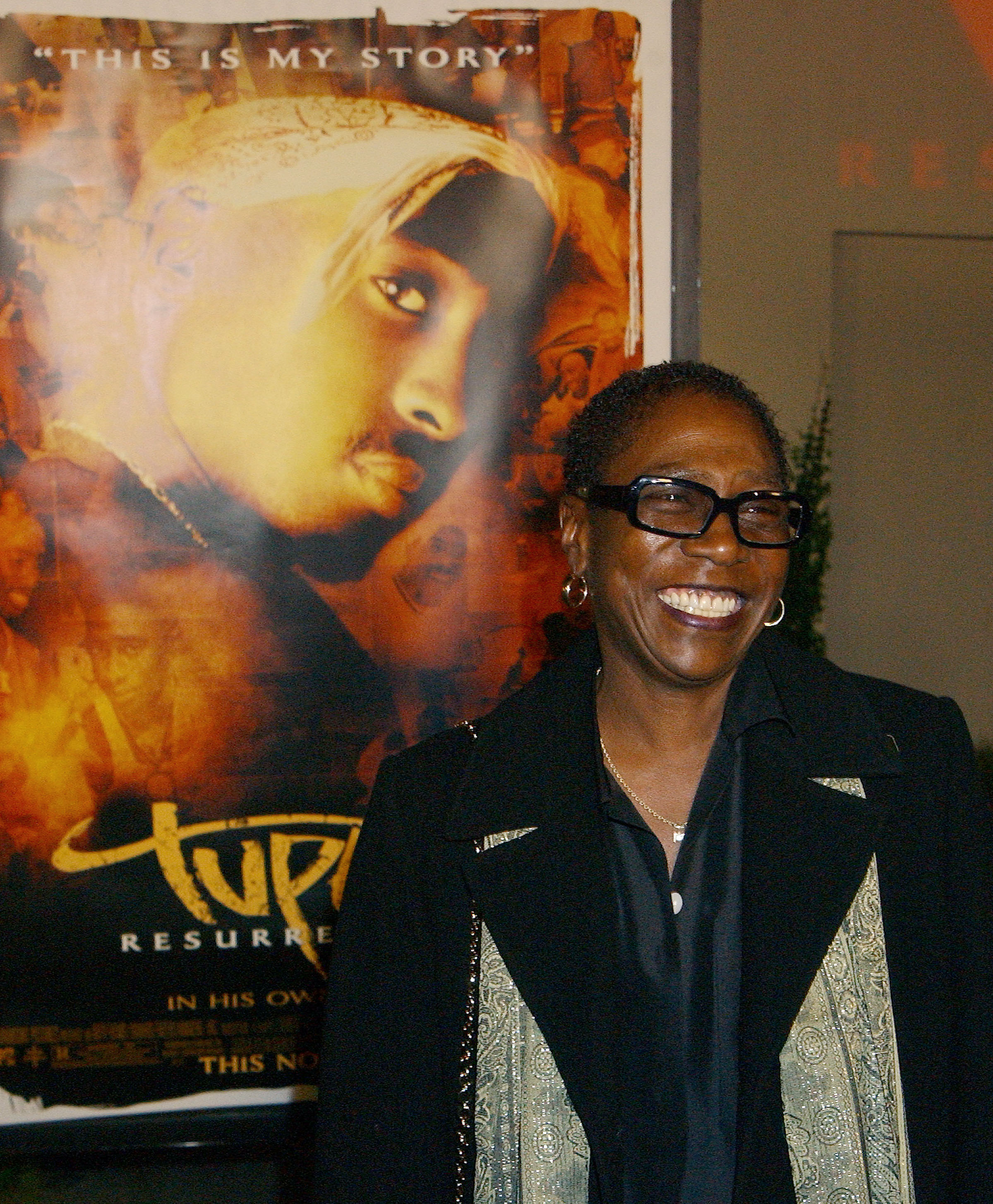 'Tupac: Resurrection' World Premiere