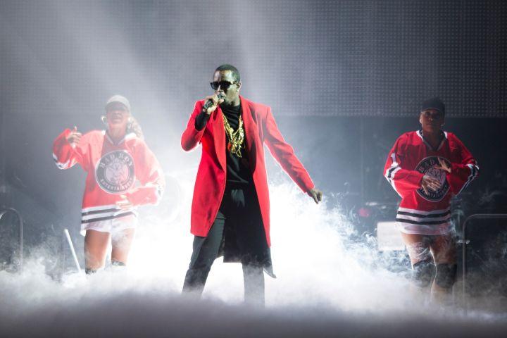Diddy ($820 million)