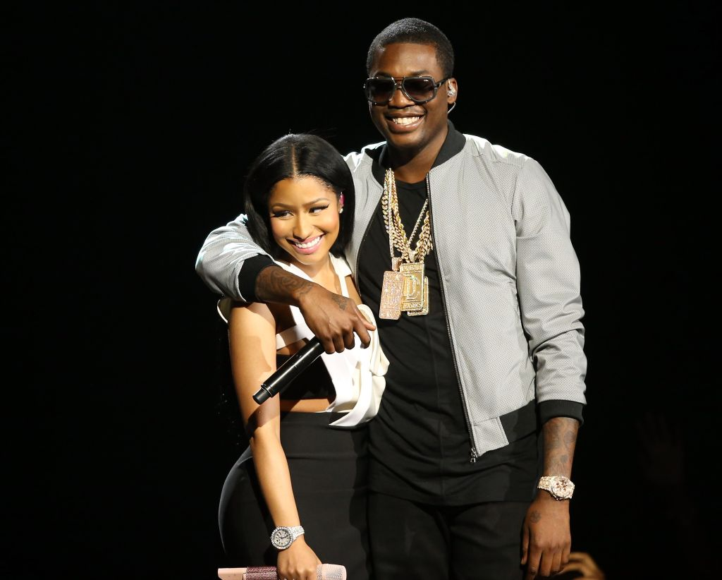 Fun While It Lasted: Nicki Minaj Confirms Breakup With Meek