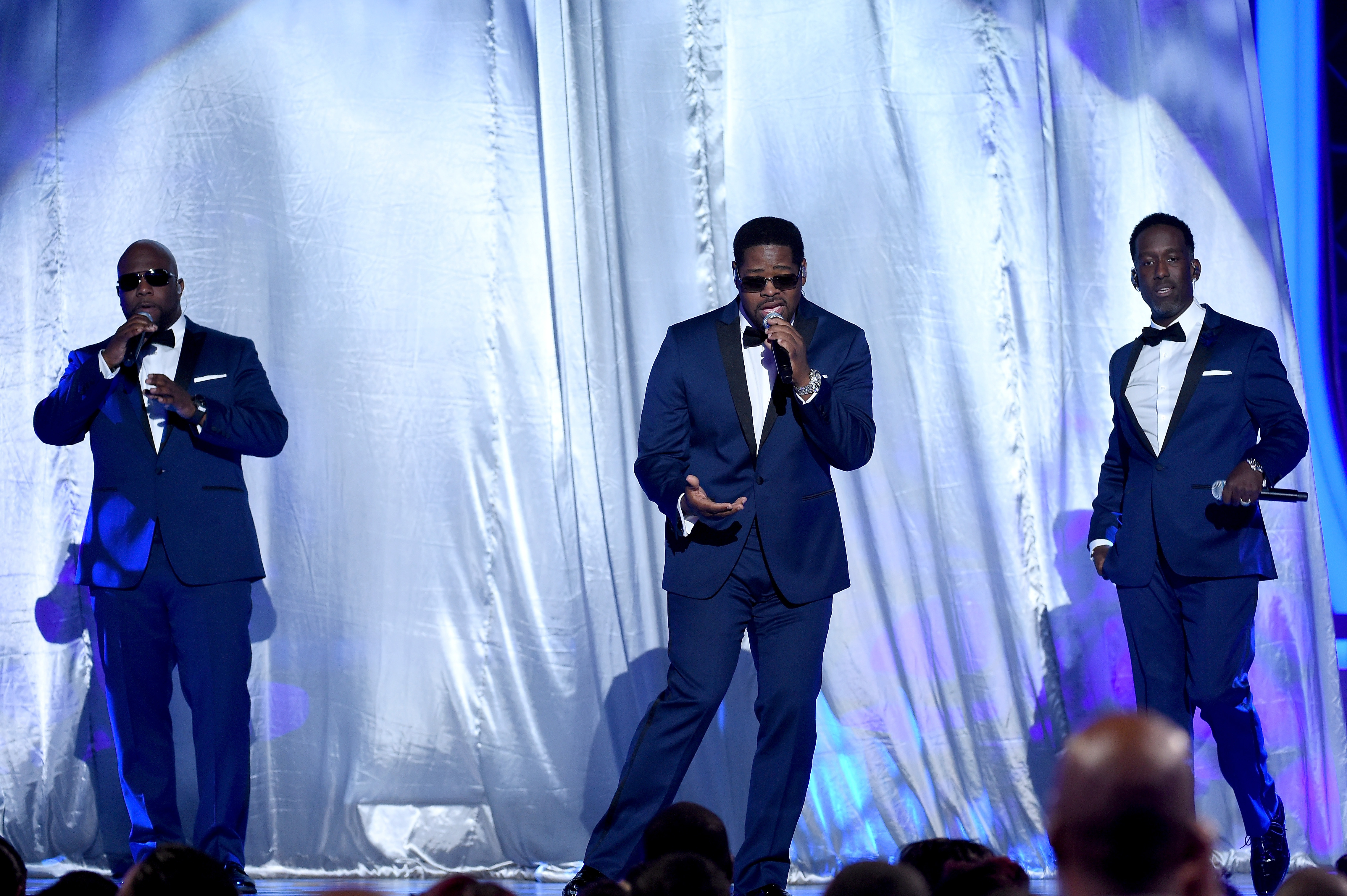 2015 Soul Train Music Awards - Show