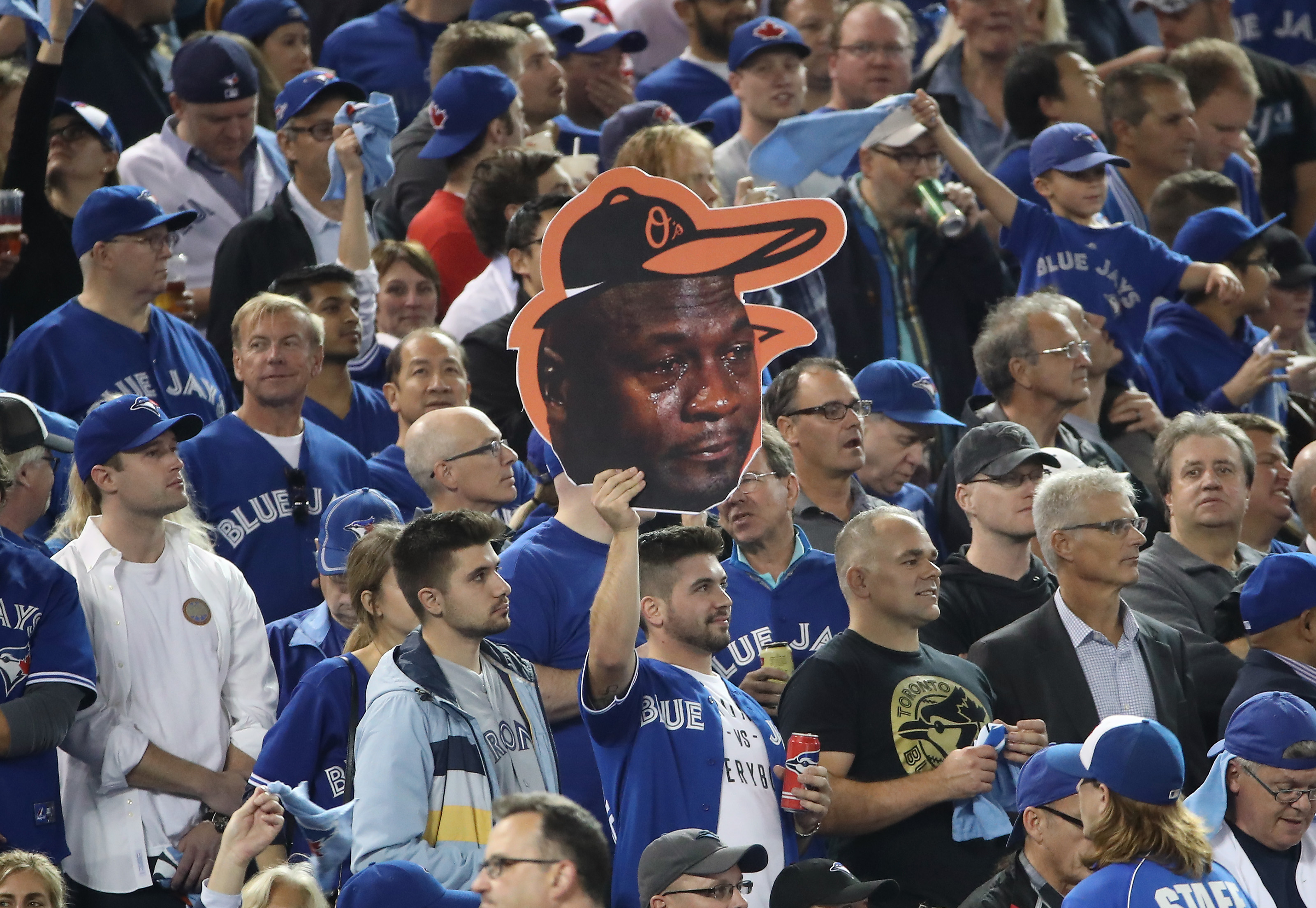 Wild Card Game - Baltimore Orioles v Toronto Blue Jays