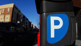 Parking Sign and Meter