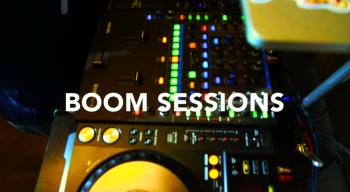 Boom Studio Sessions