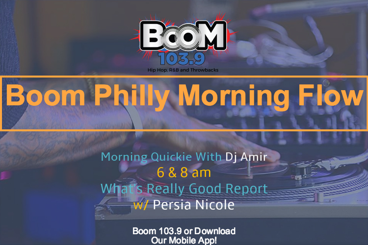 Boom Philly Morning Flow
