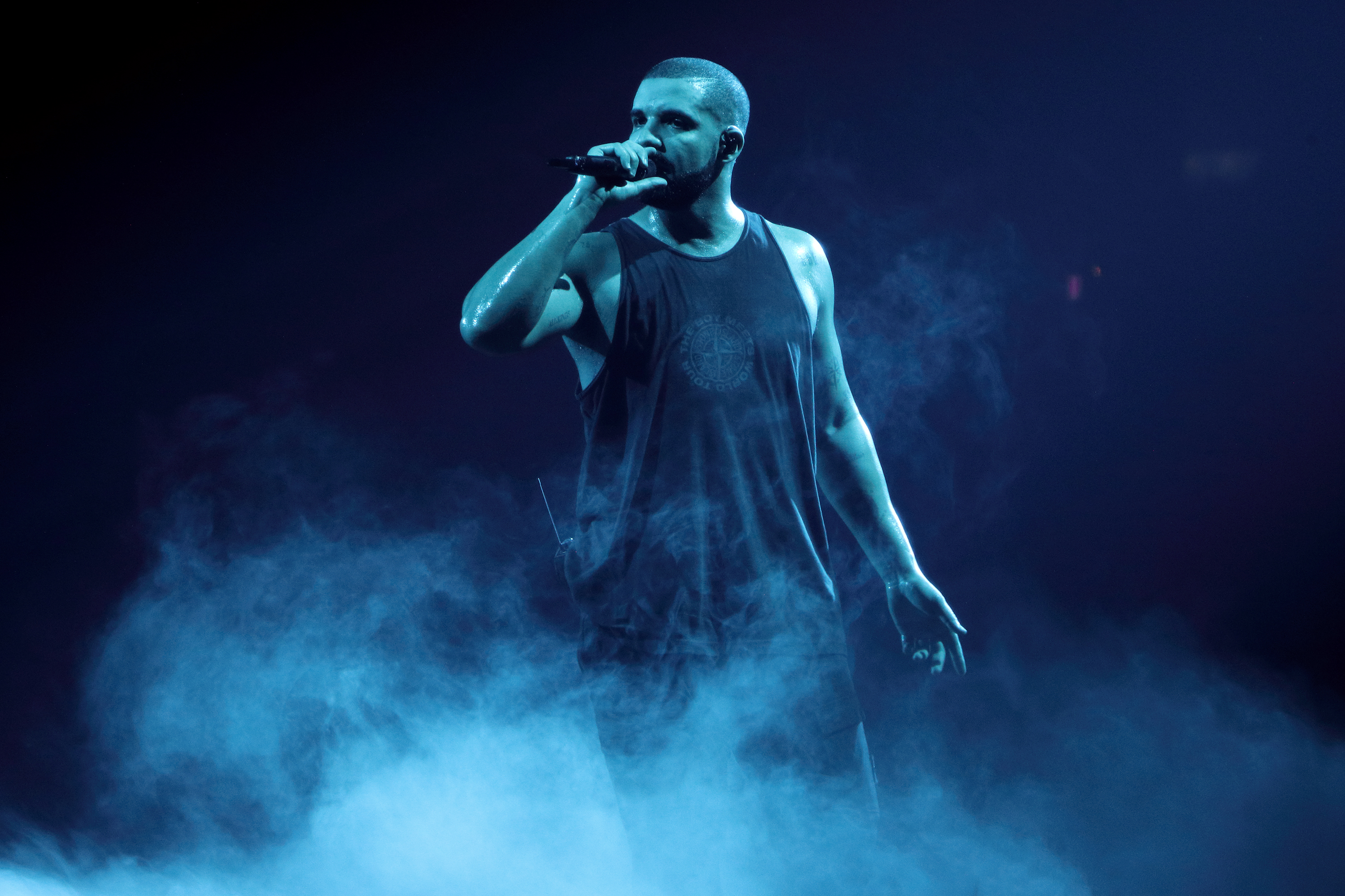 Drake And Tory Lanez Squash Beef [PHOTO]   Boom 103 9 Philly