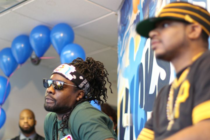 Wale Boom Sessions