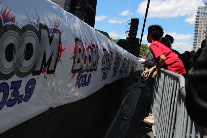 boom 103.9 live at Roots Picnic 2017