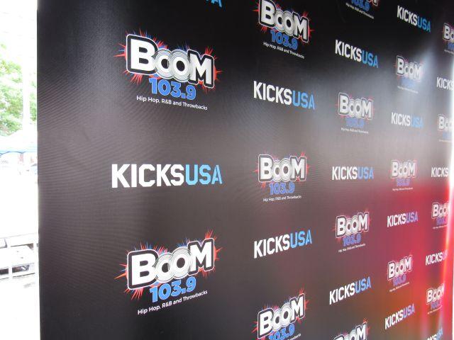 boom 103.9 live at Roots Picnic 2017