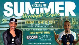 Boom Spirit Cruise: Summer Kick off
