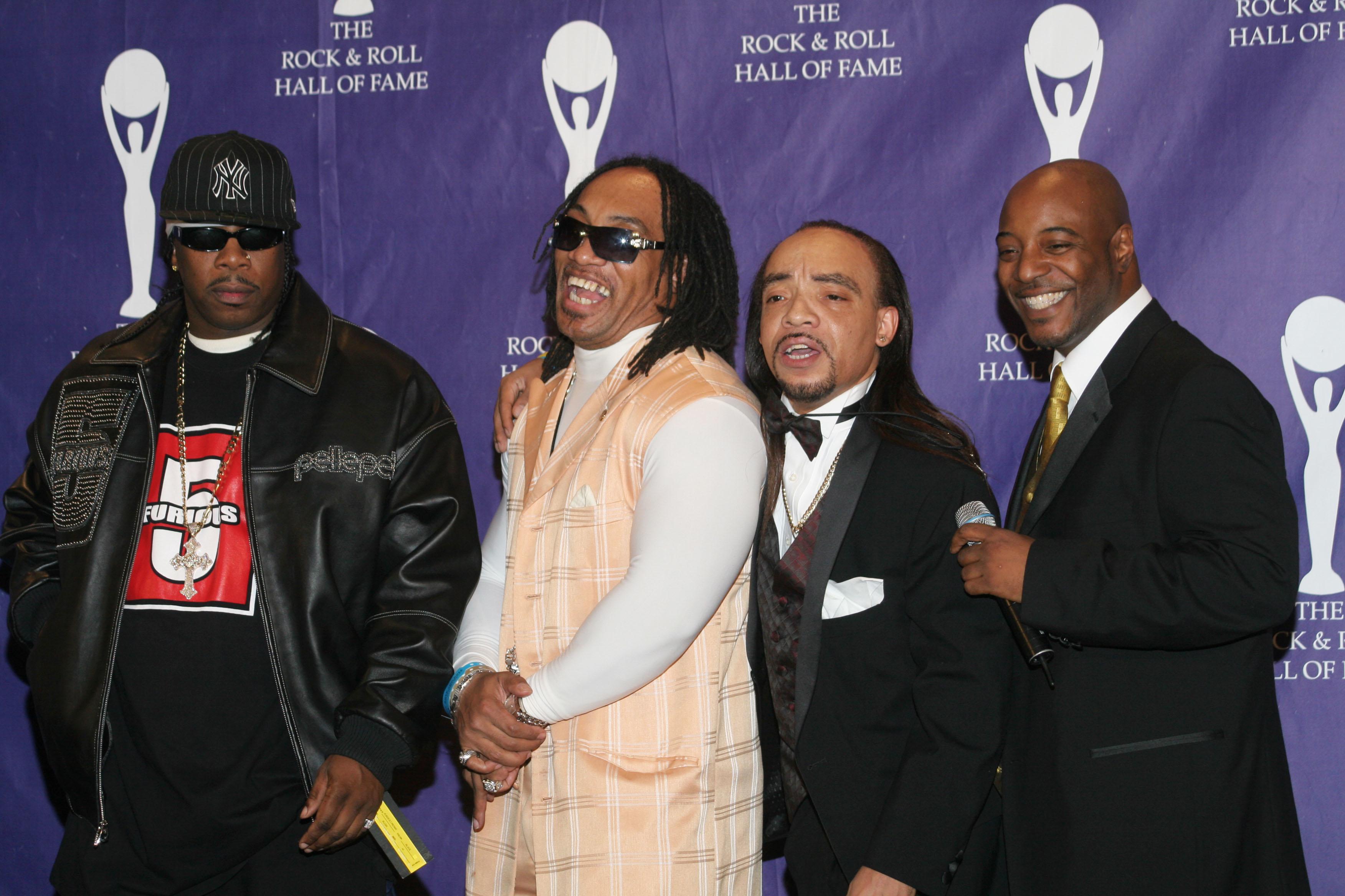 USA - 2007 Rock and Roll Hall of Fame - Press Room