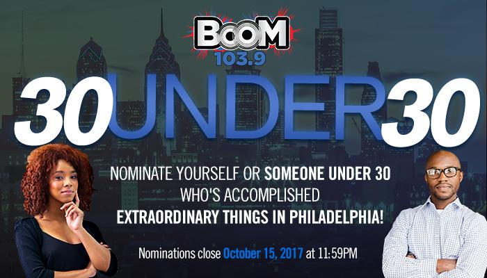 Boom 30 NOmination phase_Custom Landing page_WPHI_RD_Philadelphia_September 2017